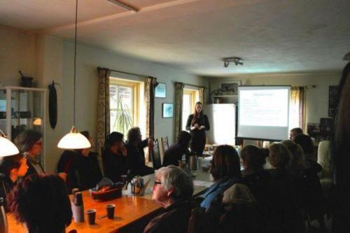 2014-04 Gaedingakeppni Cursus en Wedstrijd